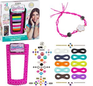 Pink Strand Bands Deluxe Designer Set 112pc