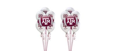Texas A&M Aggies Balloon Kit