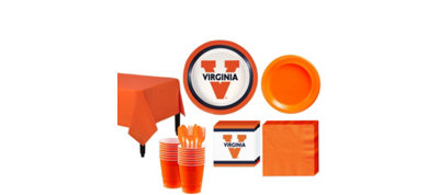 Virginia Cavaliers Basic Fan Kit