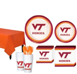 Virginia Tech Hokies Basic Fan Kit