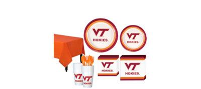 Virginia Tech Hokies Basic Fan Kit