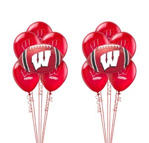 Wisconsin Badgers Balloon Kit
