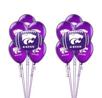 Kansas State Wildcats Balloon Kit