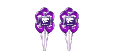 Kansas State Wildcats Balloon Kit