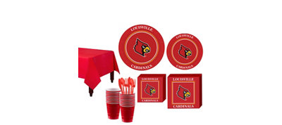 Louisville Cardinals Basic Fan Kit