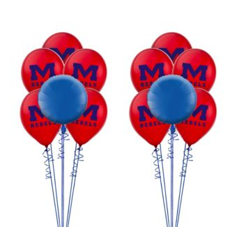 Ole Miss Rebels Balloon Kit
