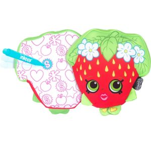 Color 'n' Create Strawberry Kiss Plush - Shopkins