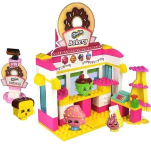Bakery Shopkins Playset 193pc