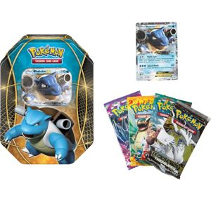 Pokemon Trading Card Game Blastoise Tin