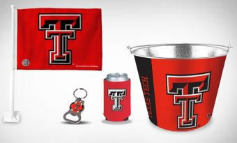 Texas Tech Red Raiders Alumni Kit - Party City