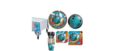 Bowling Basic Party Kit