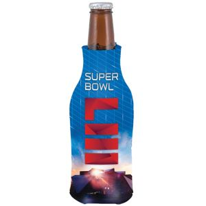 Super Bowl Bottle Coozie