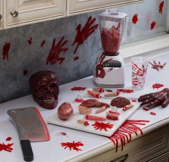 Chop Shop Halloween Decorating Kit