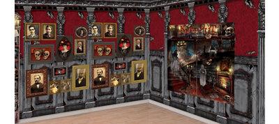Halloween Scene Setters Room Rolls
