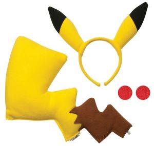 Pikachu Accessory Kit - Pokemon