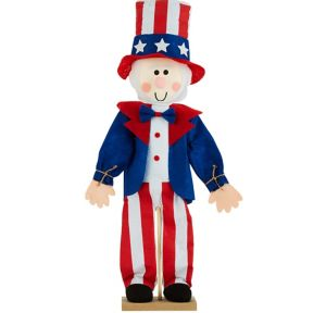 Standing Uncle Sam Decoration