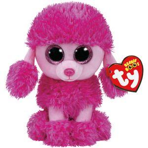 Patsy Beanie Boo Poodle Dog Plush