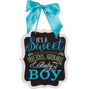 It's a Boy Baby Shower Chalkboard Sign