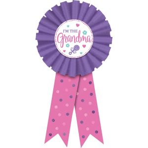 I'm the Grandma Award Ribbon