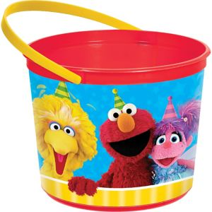Sesame Street Favor Container