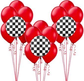 Car Racing Balloon Kit