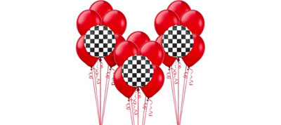 Car Racing Balloon Kit