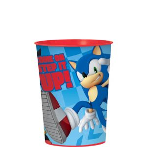 Sonic the Hedgehog Favor Cup
