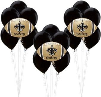 New Orleans Saints Balloon Kit