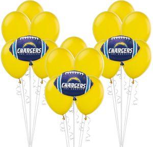 San Diego Chargers Balloon Kit