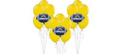 San Diego Chargers Balloon Kit
