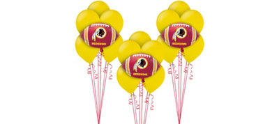 Washington Redskins Balloon Kit