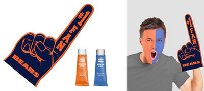 Chicago Bears Game Day Kit
