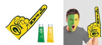 Green Bay Packers Game Day Kit