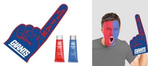New York Giants Game Day Kit
