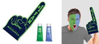 Seattle Seahawks Game Day Kit