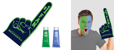 Seattle Seahawks Game Day Kit