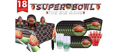 Super Bowl 51 Super Party Kit