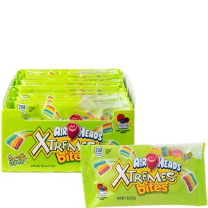 Airheads Xtremes Bites Pouches 18ct