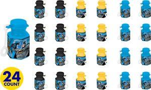 Batman Mini Bubbles 24ct