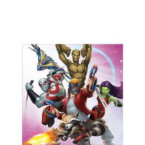 Guardians of the Galaxy Beverage Napkins 16ct