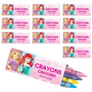 Disney Princess Crayon Boxes 48ct