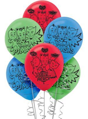 PJ Masks Balloons 6ct