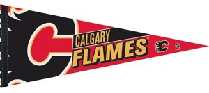 Calgary Flames Pennant Flag