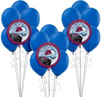 Colorado Avalanche Balloon Kit