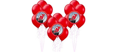 New Jersey Devils Balloon Kit