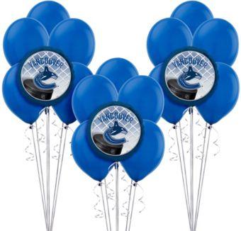 Vancouver Canucks Balloon Kit