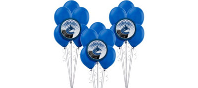 Vancouver Canucks Balloon Kit