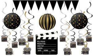 Clapboard Hollywood Basic Decorating Kit