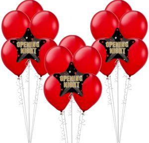 Clapboard Hollywood Balloon Kit