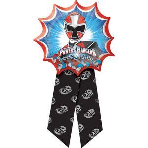 Power Rangers Ninja Steel Award Ribbon